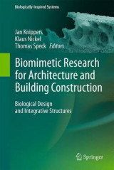 Omslag - Biomimetic Research for Architecture and Building Construction