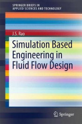 Omslag - Simulation Based Engineering in Fluid Flow Design