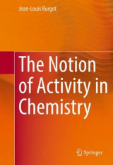 Omslag - The Notion of Activity in Chemistry 2017