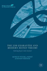 Omslag - The Job Guarantee and Modern Money Theory 2017