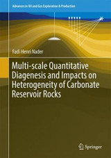 Omslag - Multi-Scale Quantitative Diagenesis and Impacts on Heterogeneity of Carbonate Reservoir Rocks 2017