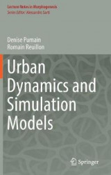 Omslag - Urban Dynamics and Simulation Models