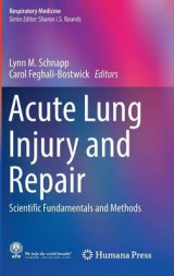 Omslag - Acute Lung Injury and Repair 2017