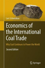 Omslag - Economics of the International Coal Trade