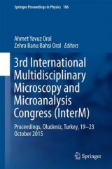 Omslag - 3rd International Multidisciplinary Microscopy and Microanalysis Congress (InterM)