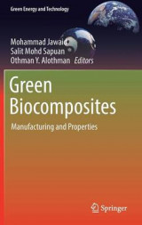 Omslag - Green Biocomposites 2017