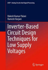 Omslag - Inverter-Based Circuit Design Techniques for Low Supply Voltages 2017