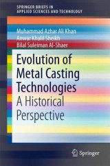 Omslag - Evolution of Metal Casting Technologies 2017