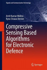 Omslag - Compressive Sensing Based Algorithms for Electronic Defence