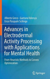 Omslag - Advances in Electrodermal Activity Processing with Applications for Mental Health