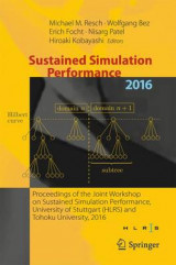 Omslag - Sustained Simulation Performance 2016 2016