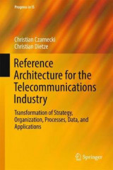 Omslag - Reference Architecture for the Telecommunications Industry 2017
