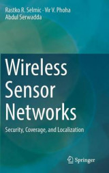 Omslag - Wireless Sensor Networks