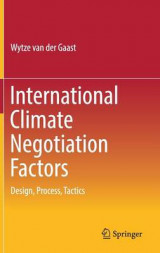 Omslag - International Climate Negotiation Factors
