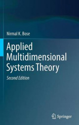 Omslag - Applied Multidimensional Systems Theory 2017