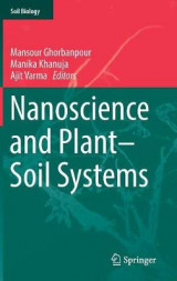 Omslag - Nanoscience and Plant-Soil Systems 2016