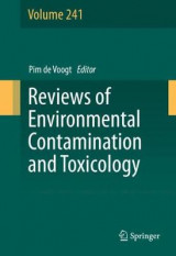 Omslag - Reviews of Environmental Contamination and Toxicology: Volume 241
