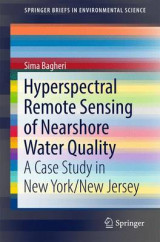 Omslag - Hyperspectral Remote Sensing of Nearshore Water Quality 2017