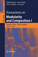 Omslag - Transactions on Modularity and Composition: No. I