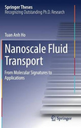 Omslag - Nanoscale Fluid Transport