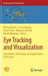 Omslag - Eye Tracking and Visualization 2016