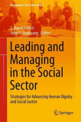 Omslag - Leading and Managing in the Social Sector 2017