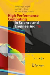 Omslag - High Performance Computing in Science and Engineering '16 2016