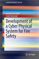 Omslag - Development of a Cyber Physical System for Fire Safety
