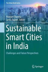 Omslag - Sustainable Smart Cities in India