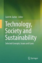 Omslag - Technology, Society and Sustainability 2017