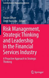 Omslag - Risk Management, Strategic Thinking and Leadership in the Financial Services Industry