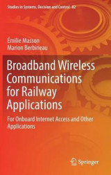 Omslag - Broadband Wireless Communications for Railway Applications 2017