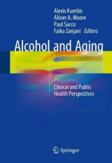 Omslag - Alcohol and Aging 2017