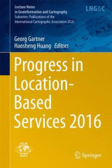 Omslag - Progress in Location-Based Services
