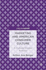 Omslag - Marketing and American Consumer Culture 2016