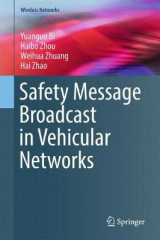 Omslag - Safety Message Broadcast in Vehicular Networks 2017