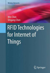 Omslag - RFID Technologies for Internet of Things 2016
