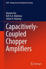 Omslag - Capacitively-Coupled Chopper Amplifiers