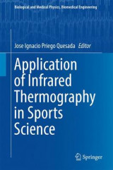 Omslag - Application of Infrared Thermography in Sports Science