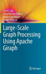 Omslag - Large-Scale Graph Processing Using Apache Giraph