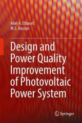 Omslag - Design and Power Quality Improvement of Photovoltaic Power System