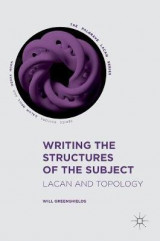 Omslag - Writing the Structures of the Subject