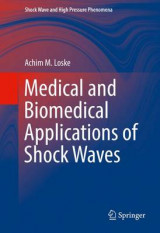 Omslag - Medical and Biomedical Applications of Shock Waves 2017
