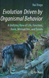 Omslag - Evolution Driven by Organismal Behavior 2016