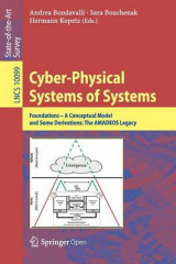 Omslag - Cyber-Physical Systems of Systems