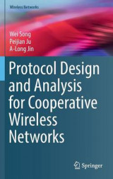 Omslag - Protocol Design and Analysis for Cooperative Wireless Networks 2016
