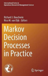 Omslag - Markov Decision Processes in Practice