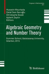 Omslag - Algebraic Geometry and Number Theory 2014