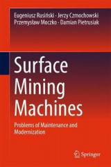 Omslag - Surface Mining Machines 2017