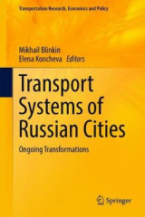 Omslag - Transport Systems of Russian Cities